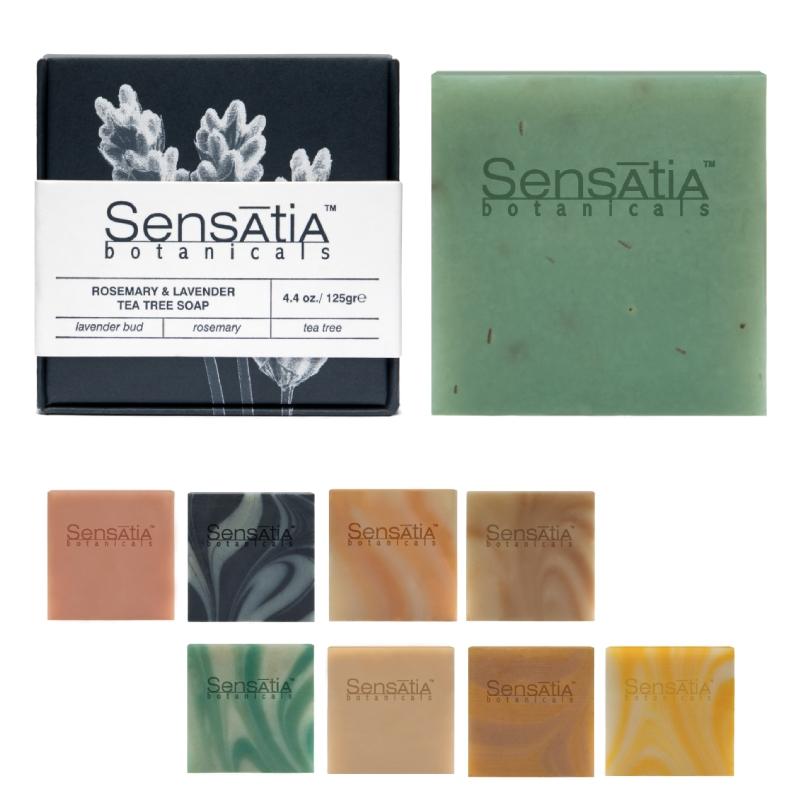Sensatia センセイシャ ナチュラルソープ